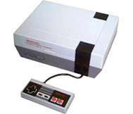picture of a NES